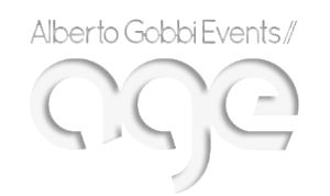 age alberto gobbi events logo